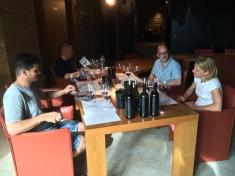 Montalcino Pieve santa tasting