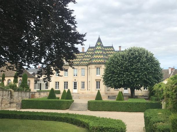 The Magnificent Chateau de Beaune